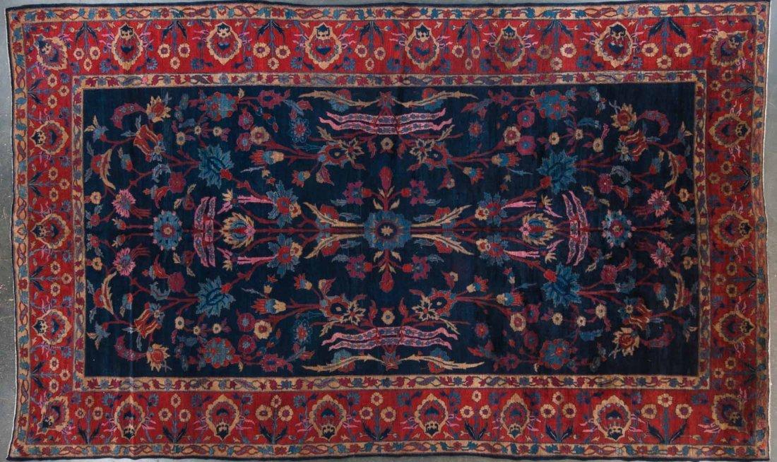 Antique Sarouk carpet, 12.10 x 20