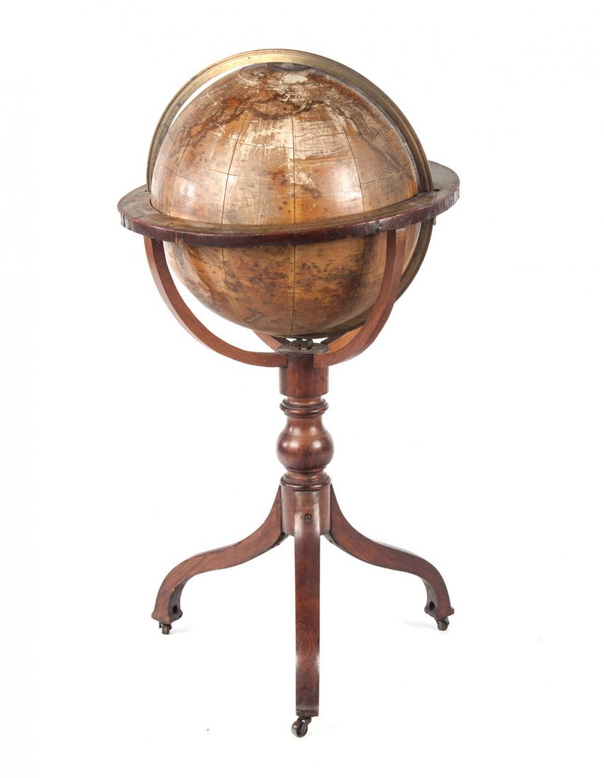 Malby's terrestrial globe