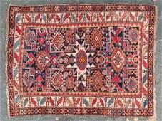 Antique Shirvan rug approx 39 x 410