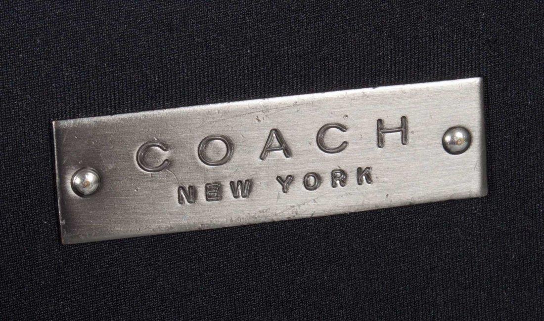 Two Coach handbags & a Lee Sands eel skin purse - 2