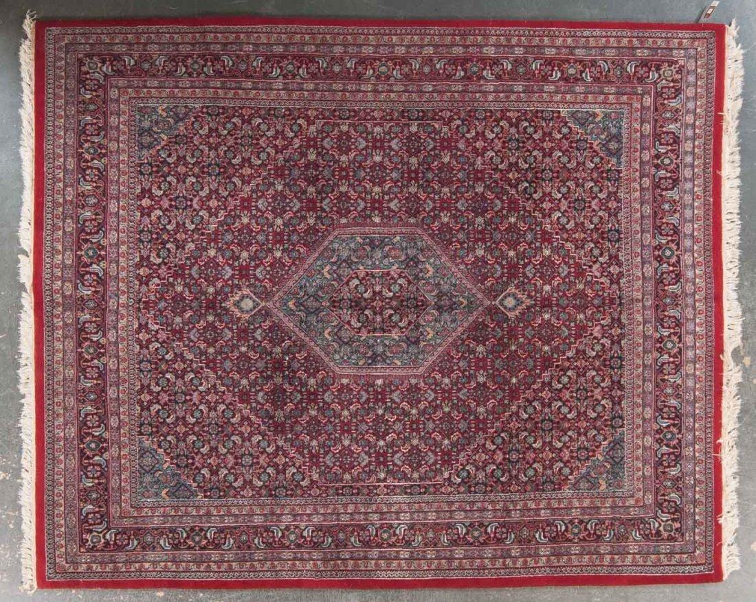 Indo Bijar rug, approx. 8.2 x 10