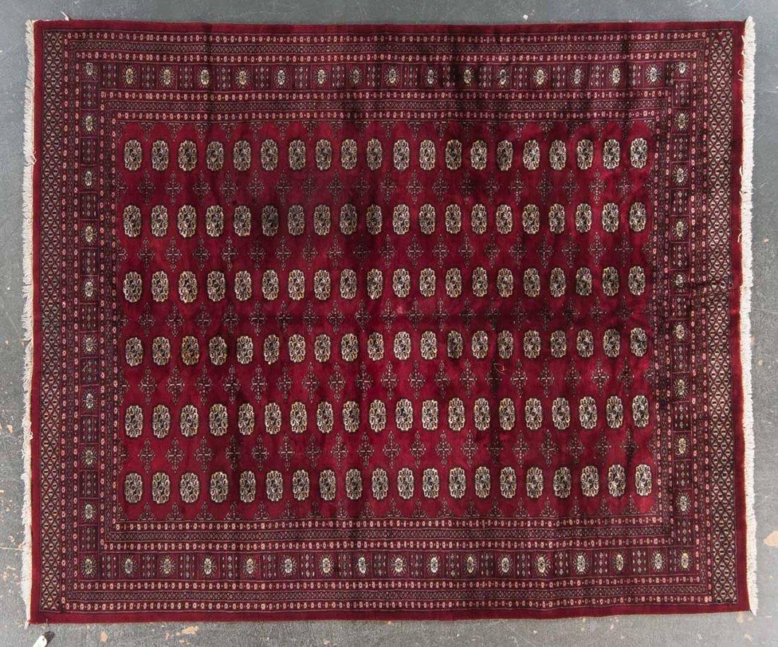 Pak Bohkara rug, approx. 7.11 x 9.5