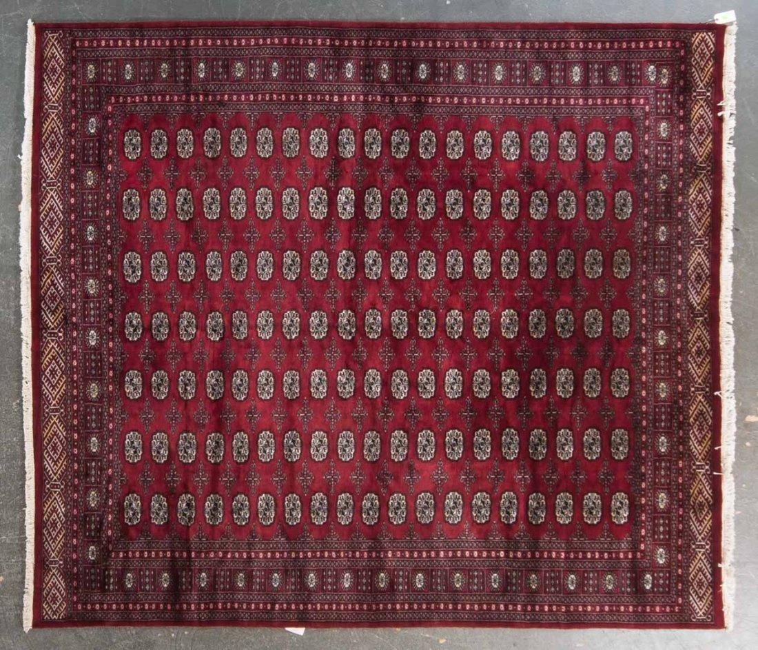 Pak Bohkara rug, approx. 8.3 x 9.4