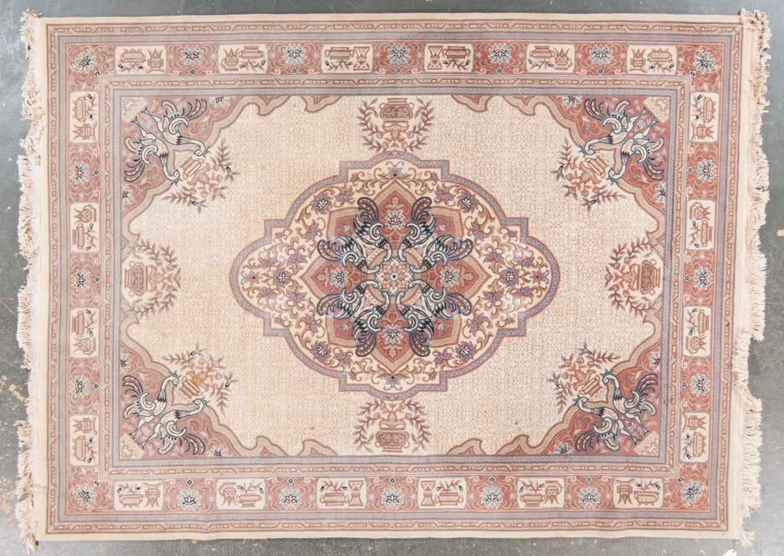 Chinese 120-line carpet, approx. 8.10 x 12