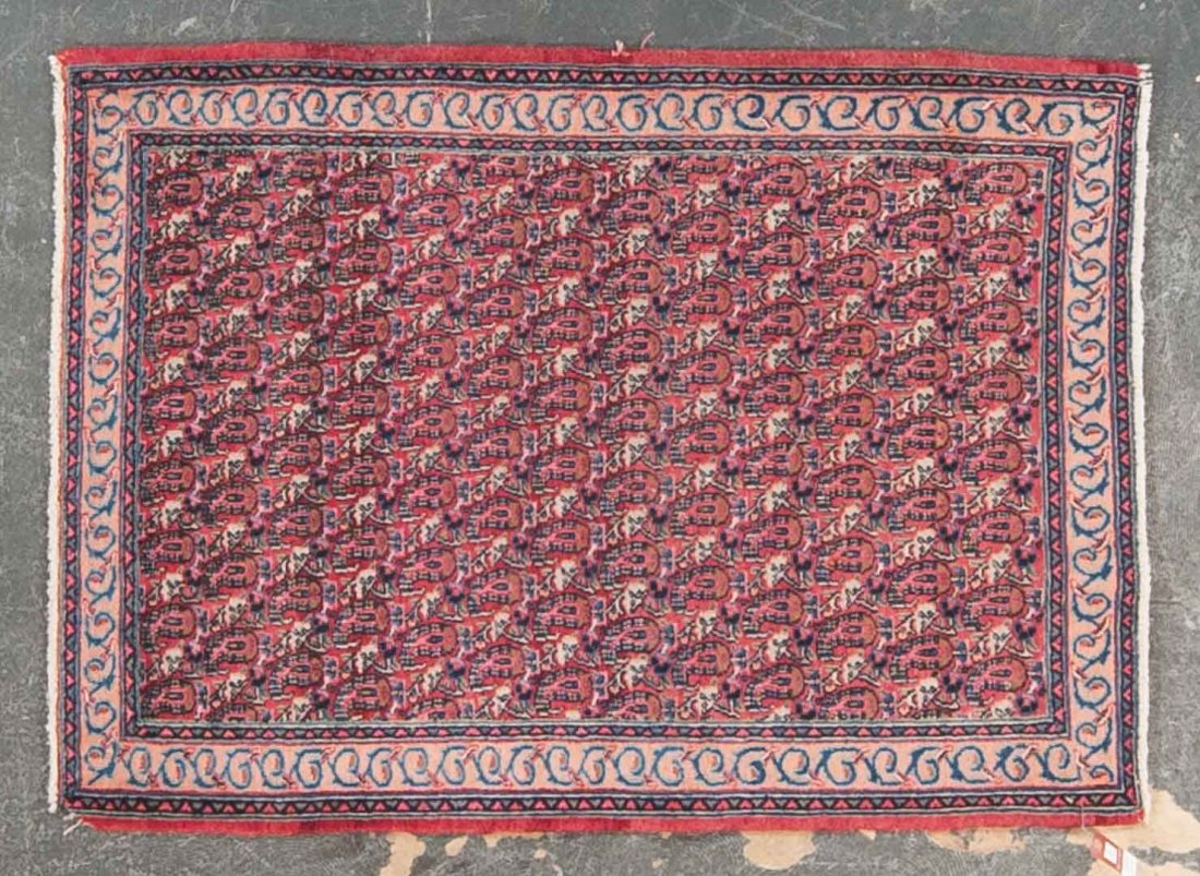 Northwest Persian rug, approx. 3.8 x 5.1