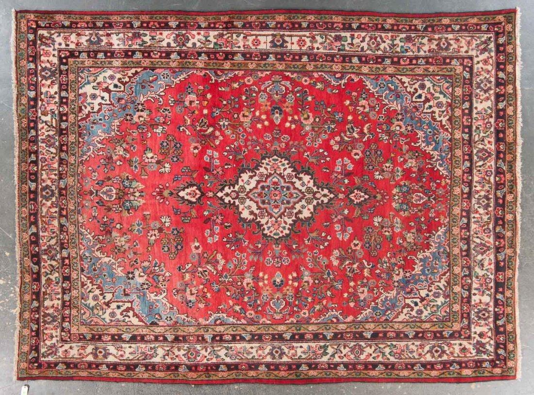 Persian Hamadan carpet, approx. 8.8 x 11.7
