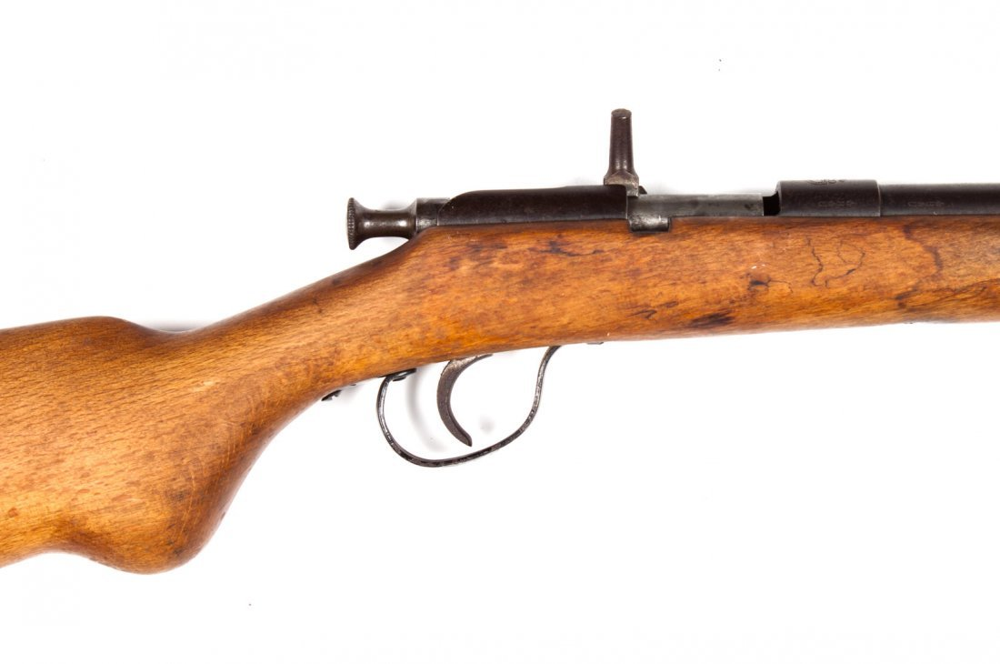 Geco Karabiner Model 1925 bolt-action shotgun - 2