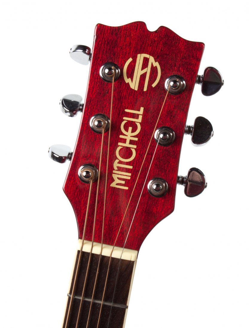 Mitchell acoustic guitar, Model MD-100/TR - 2
