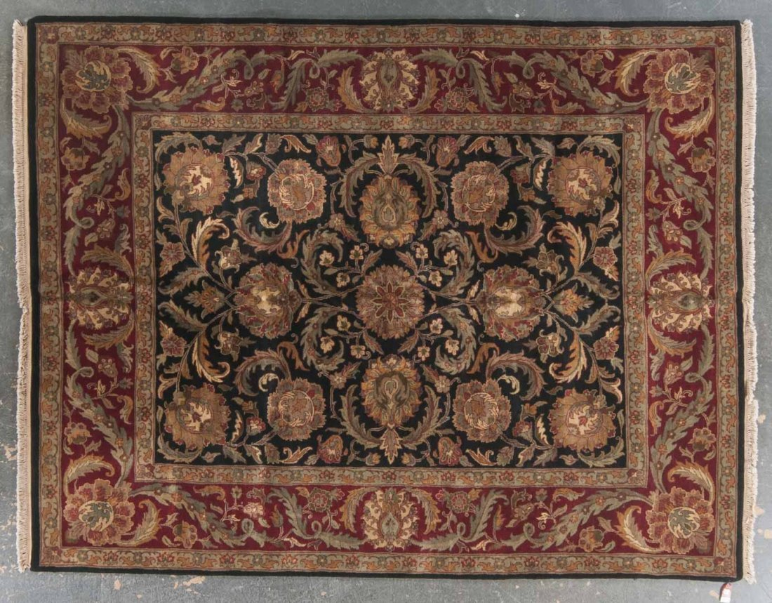 Indo Agra rug, approx. 8 x 10.2