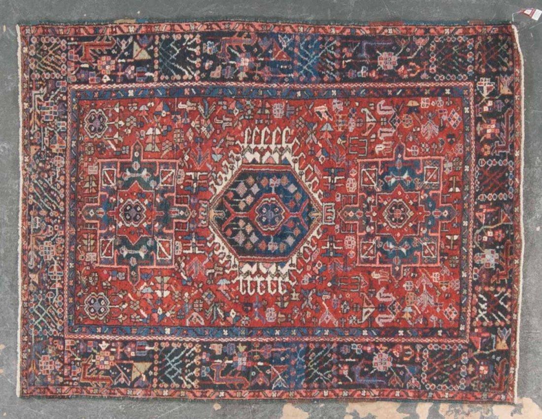 Semi-antique Karaja rug, approx. 4.10 x 6.3