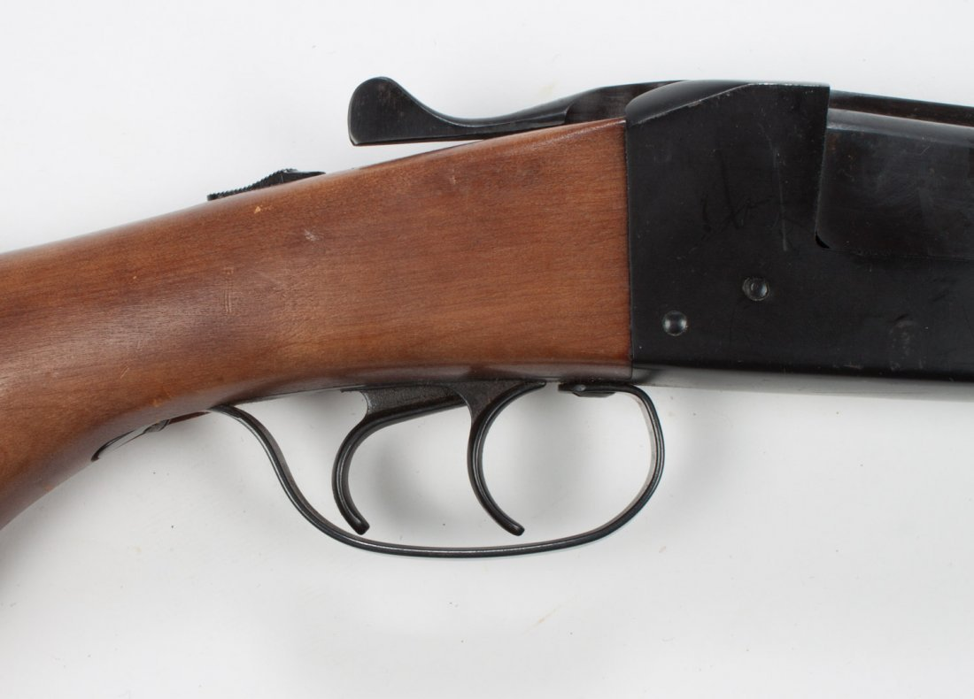 Sears Model 101.7C double barrel shotgun - 4