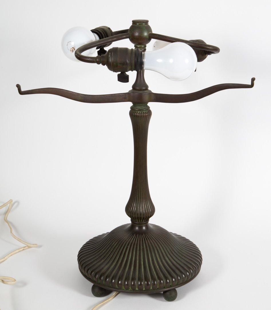 "Tiffany Studios ""Dragonfly"" lamp - 7"