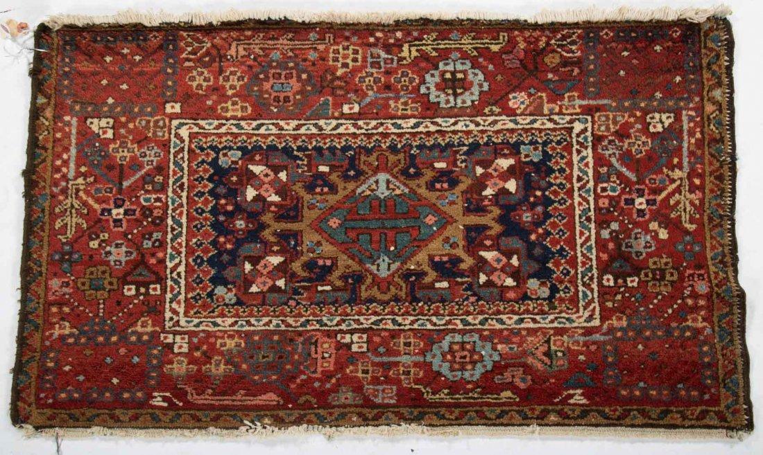 Antique Karaja rug, approx. 1.10 x 3.1