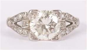 A 1.75 ct. Diamond Solitaire Ring