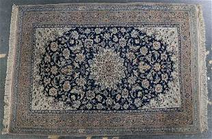 Fine quality Nain rug, approx. 3.6 x 5.2