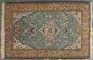 Persian Goum rug, approx. 4.8 x 7.1