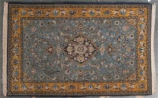 Persian Goum rug, approx. 4.7 x 7