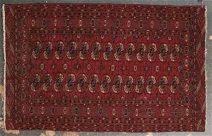 Tekke Bohkara rug, approx. 3.9 x 5.11