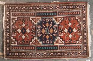 Persian Ardebil rug, approx. 2.5 x 3.7