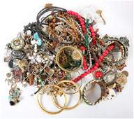 A Selection of Native American Jewelry