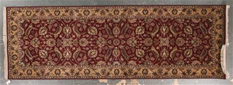 Indo Agra rug, approx. 4 x 12.2