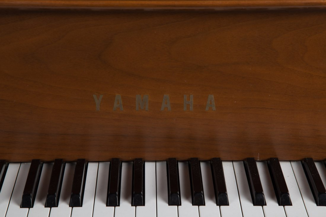 """Yamaha Model G1 """"Nippon Gakki"""" baby grand piano - 10"""