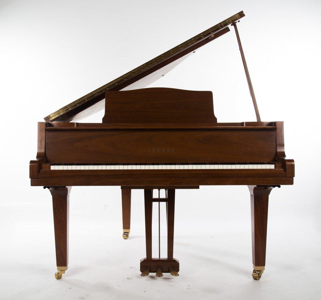 """Yamaha Model G1 """"Nippon Gakki"""" baby grand piano - 3"""