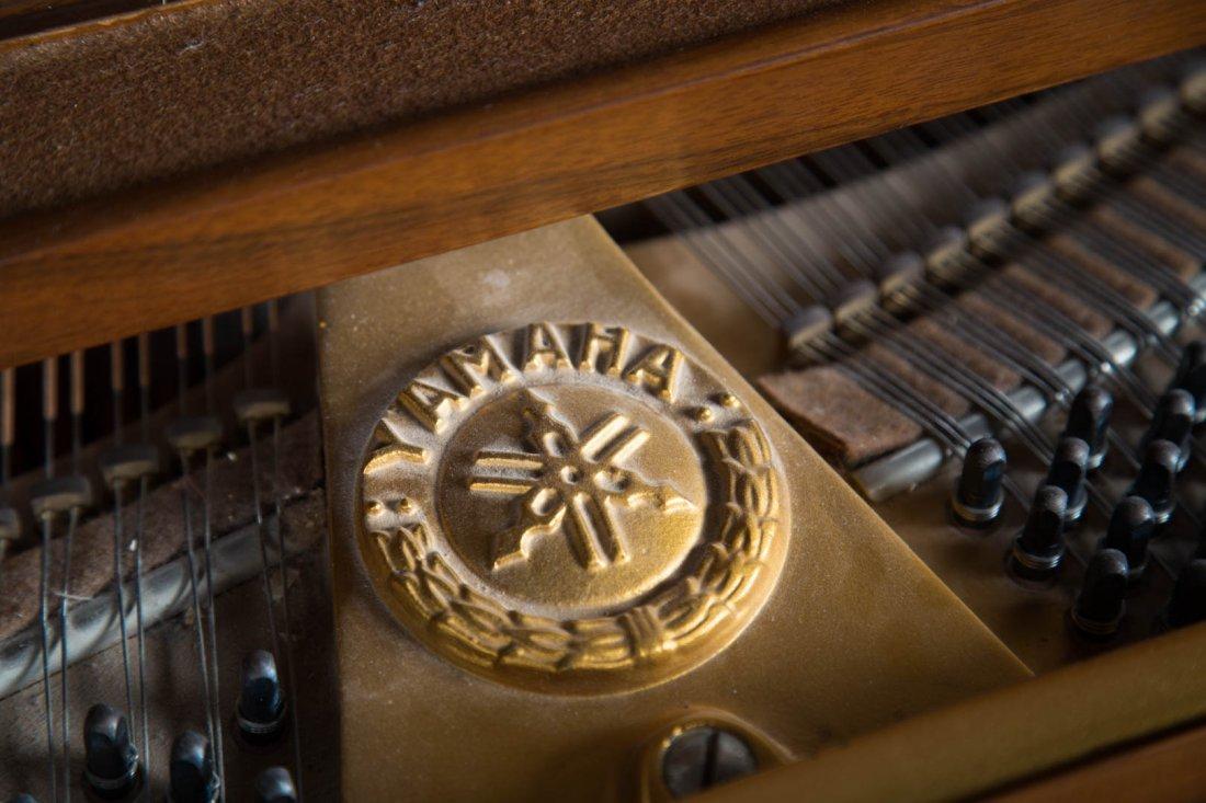 """Yamaha Model G1 """"Nippon Gakki"""" baby grand piano - 5"""