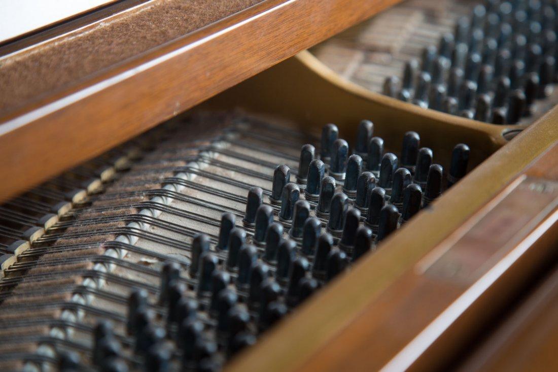 """Yamaha Model G1 """"Nippon Gakki"""" baby grand piano - 7"""