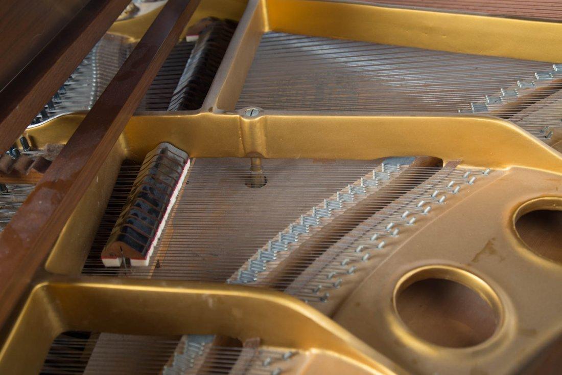 """Yamaha Model G1 """"Nippon Gakki"""" baby grand piano - 8"""