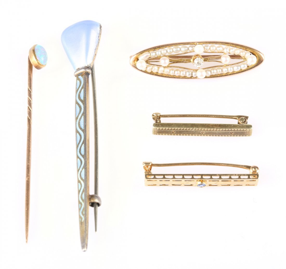 A Selection of Pins