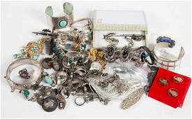 A Selection of Jewelry