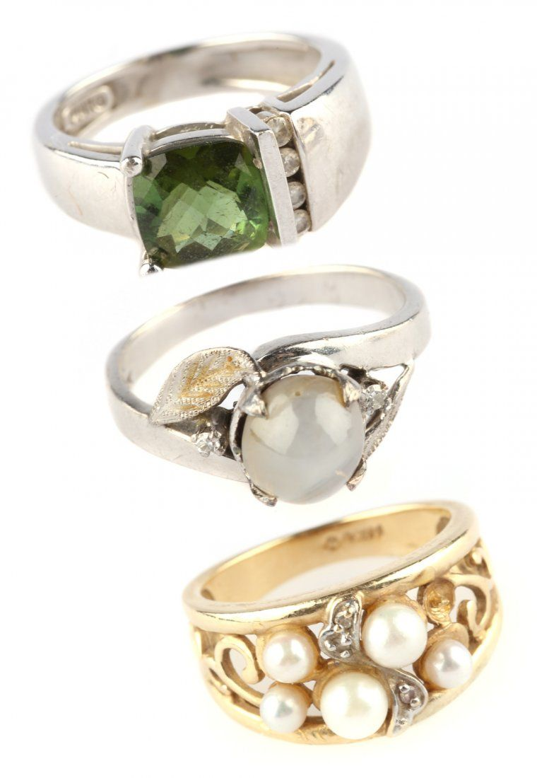 A Trio of Rings
