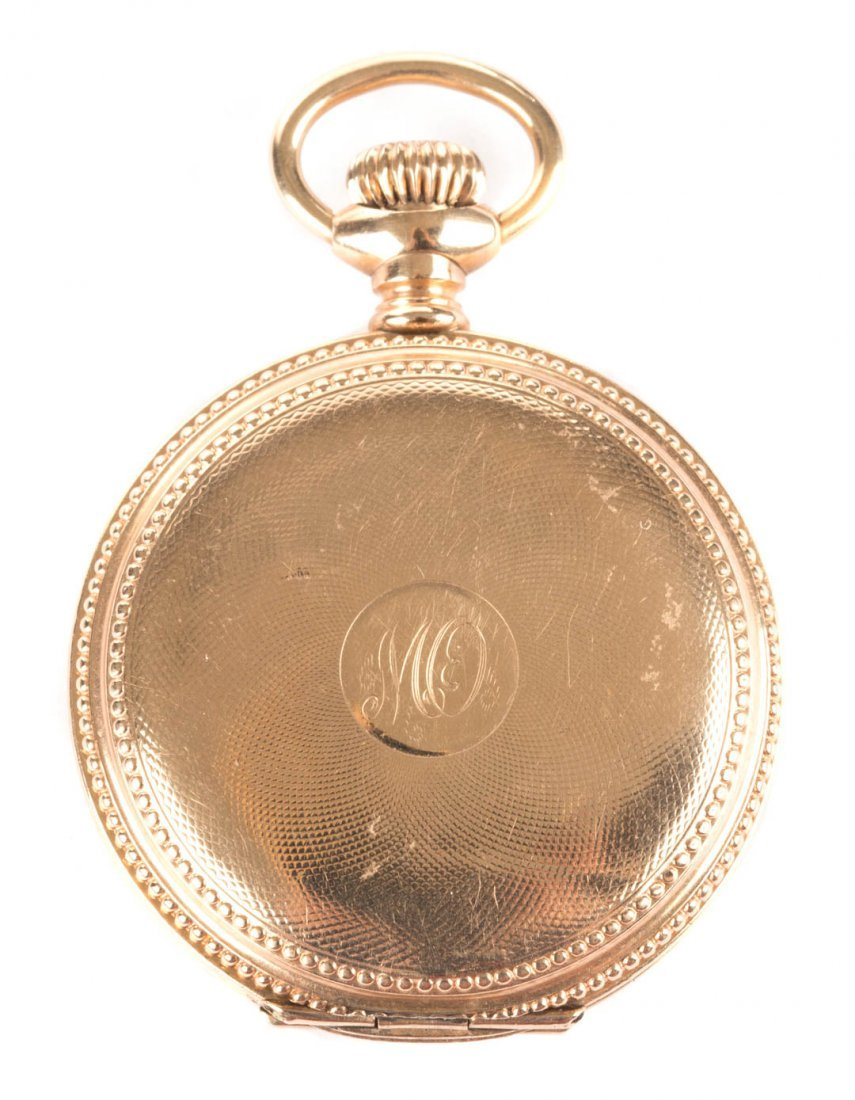 A 14K Elgin Pocket Watch