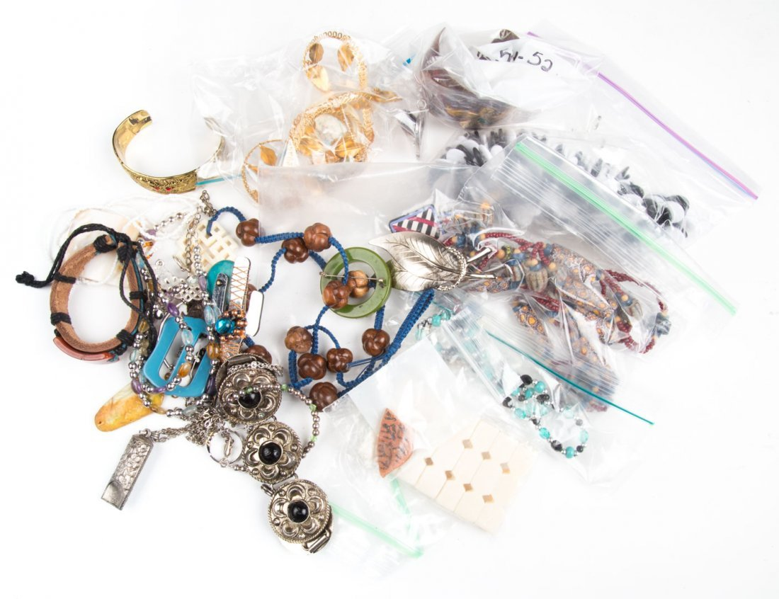 A Collection of Charms & Earrings