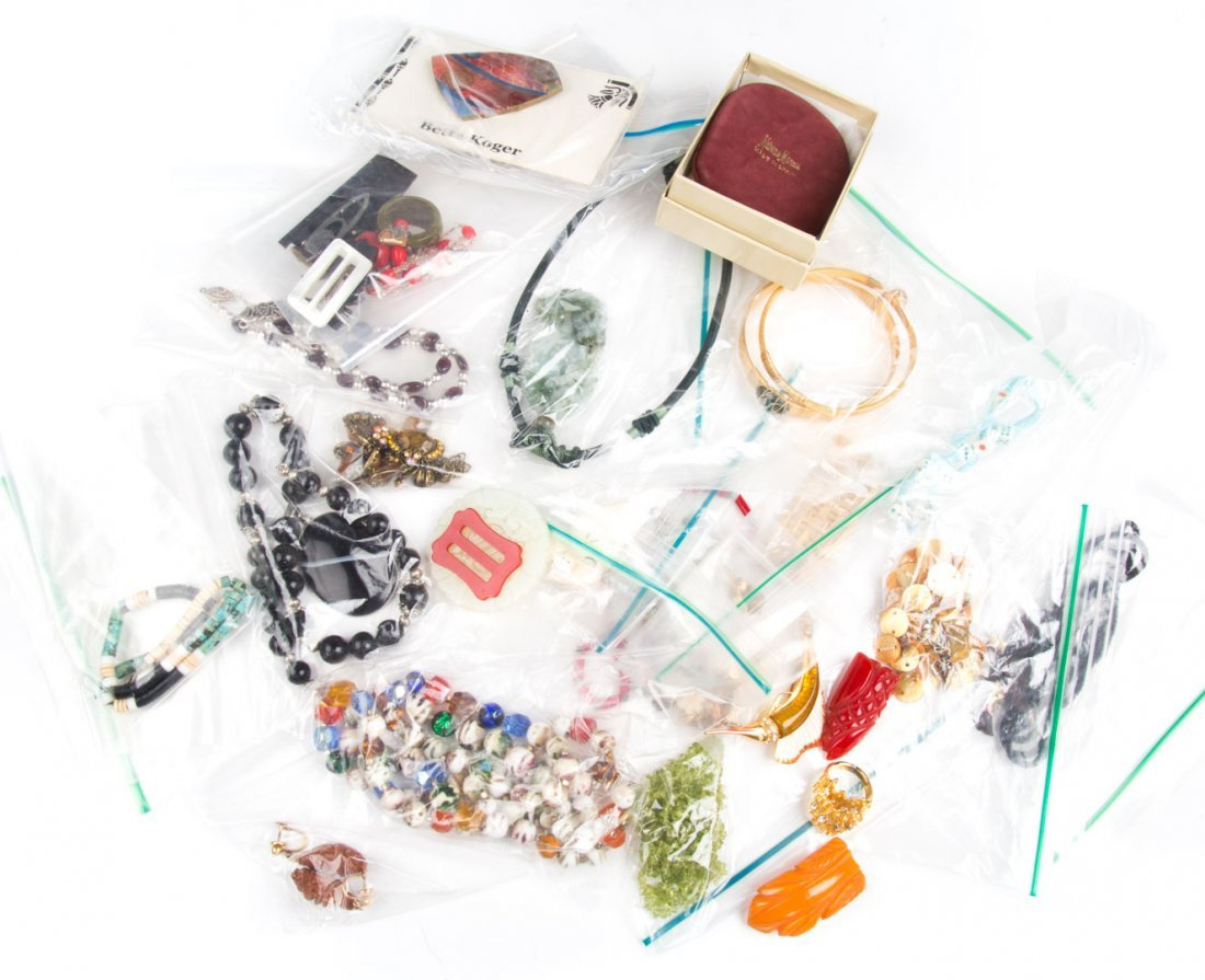 A Selection of Gems and Treasures