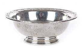 Georg Jensen USA sterling silver center bowl