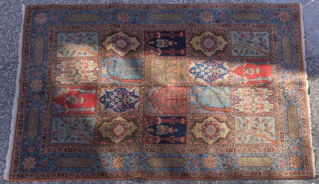 Persian Kashmar rug, approx. 5.8 x 7.8
