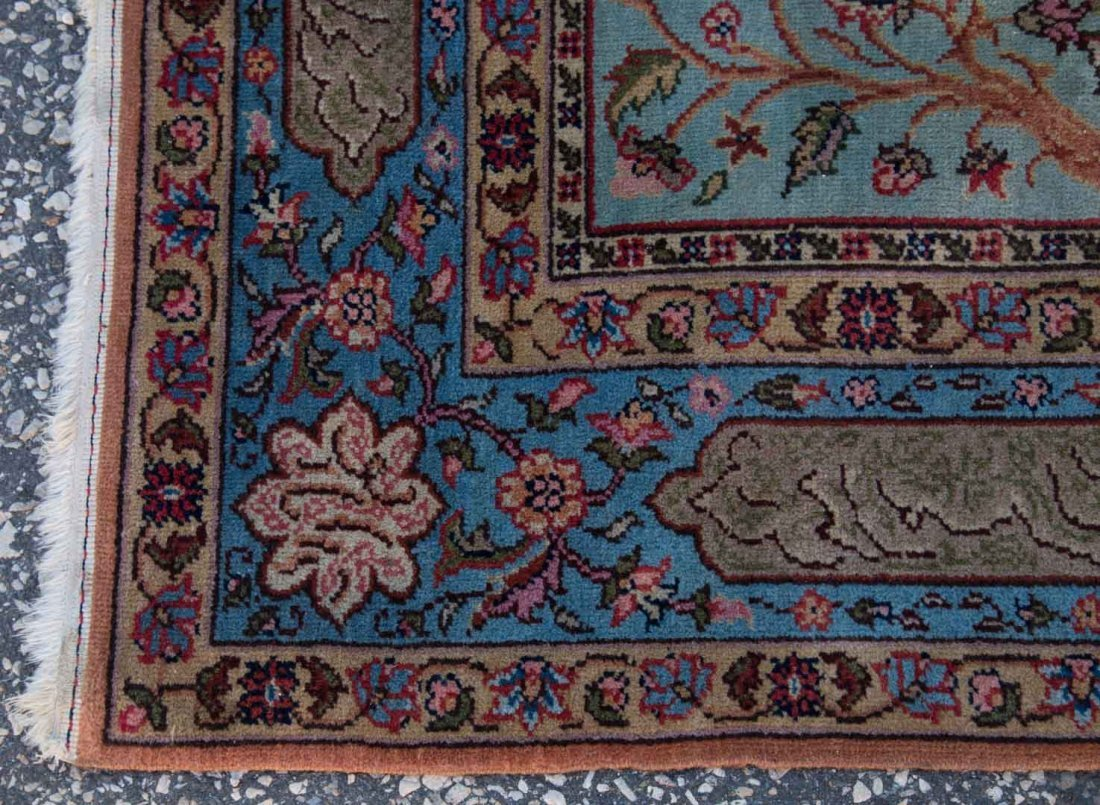 Persian Kashmar rug, approx. 5.8 x 7.8 - 3
