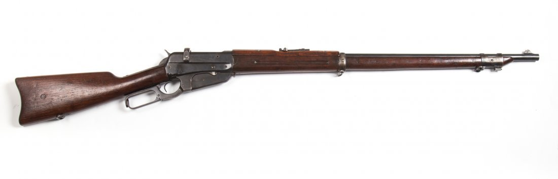 Winchester Model 1895 lever-action rifle