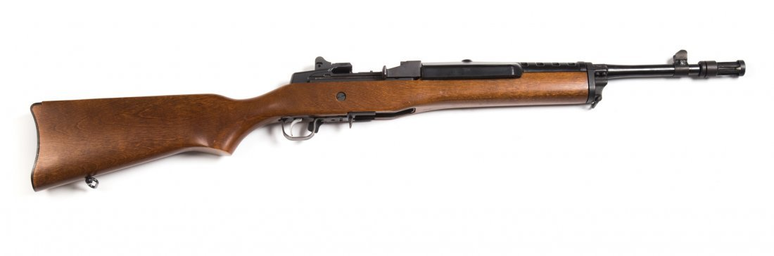 """Ruger """"Ranch Rifle"""" 223 semi-automatic carbine"""