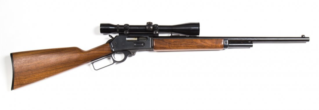 Marlin Model 1895 lever-action rifle