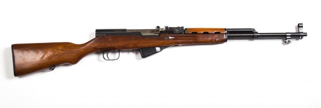 Norinco SKS in 7.62 semi-automatic rifle