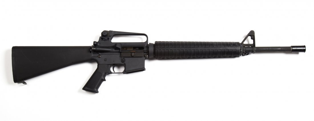 "Colt ""Sporter"" Match Hbar semi-automatic rifle"