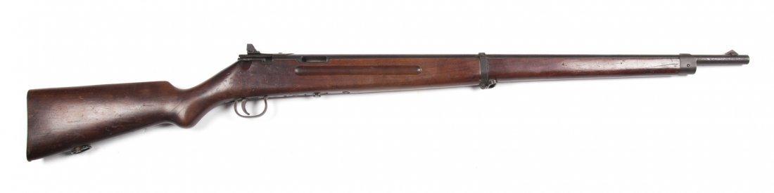 Savage bolt-action .22 caliber rifle