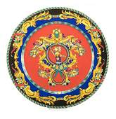 Rosenthal for Versace porcelain plaque