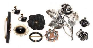 A Collection of Lady's Jewelry from an Estate