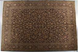Persian Keshan carpet approx 10 x 138