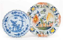 Two Delftware chargers