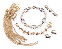 A Selection of Antique Jewelry